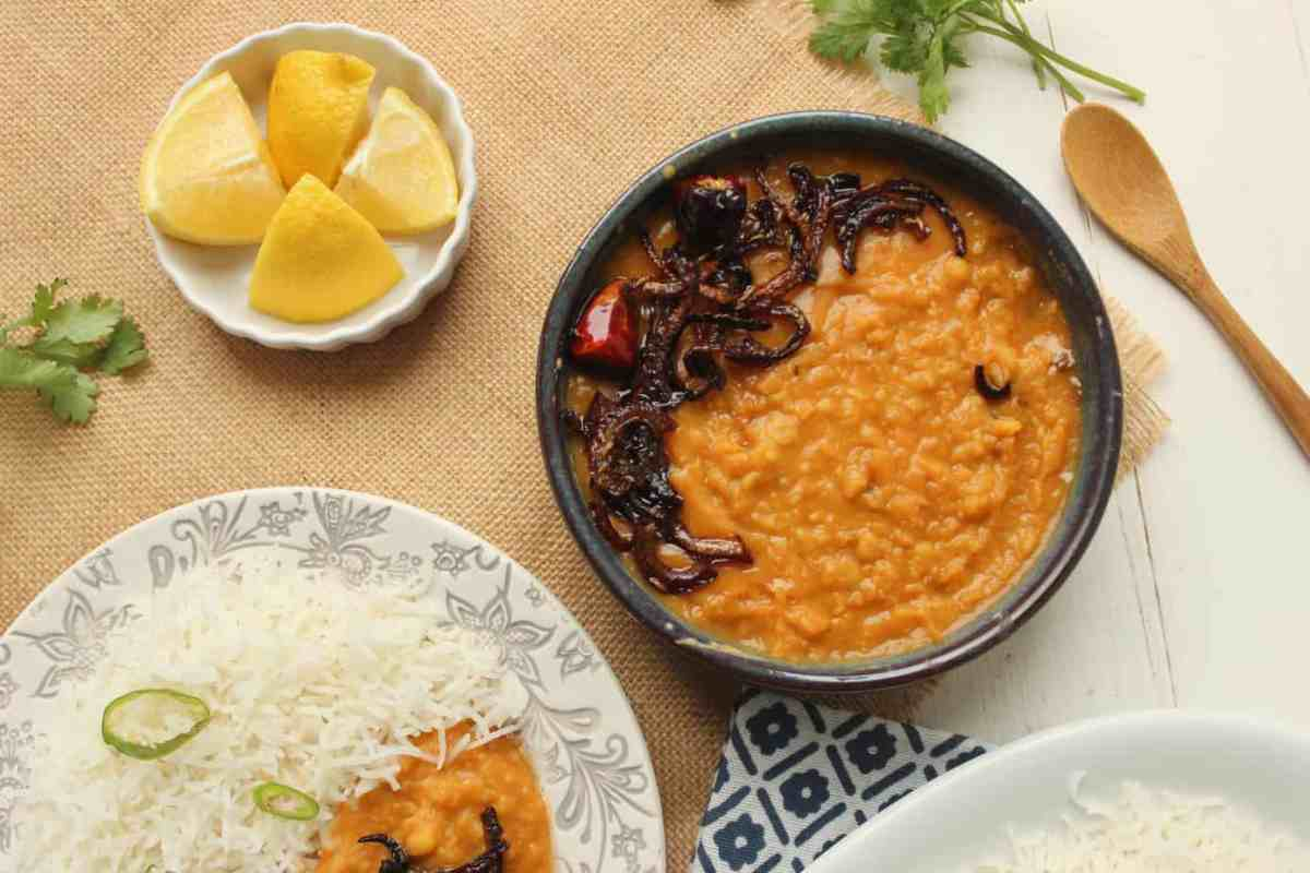 Chana Daal in an Instant Pot!