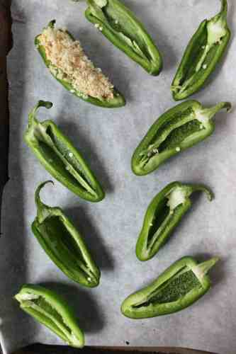 Chipotle Stuffed Jalapenos