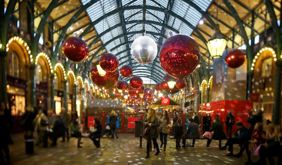 Planning on visiting London this winter? Make sure to check out some of these locations for true London holiday experience