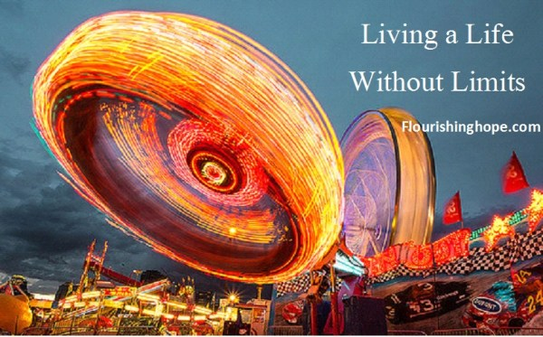 Living a life without limits