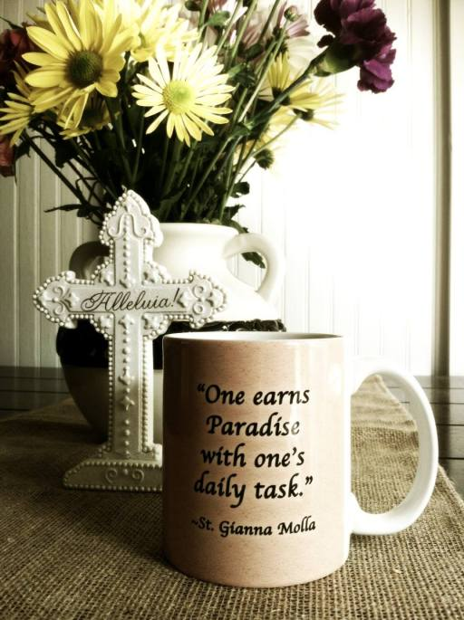 Paradise in the ordinary.