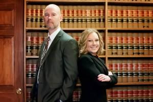 Lisa and Derek Flournoy