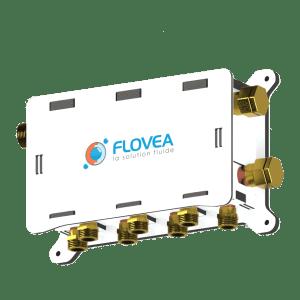Plomberie Sanitaire Préfabriquée - BOX SANIFLO - Flovea