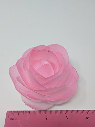 3d edible rice paper rose flower for cake decoration 3d cake 3d edible rice paper rose flower mightylinksfo