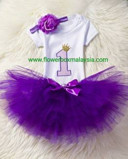 3 piece baby girl 1st birthday ready made (1)