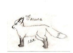 'Fawna' by Sara!