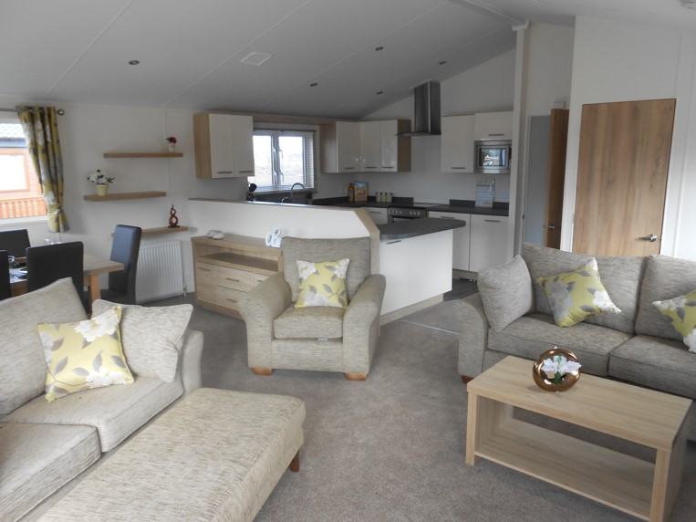 NEW 2015 WILLERBY CLEARWATER LODGE Flower Of May