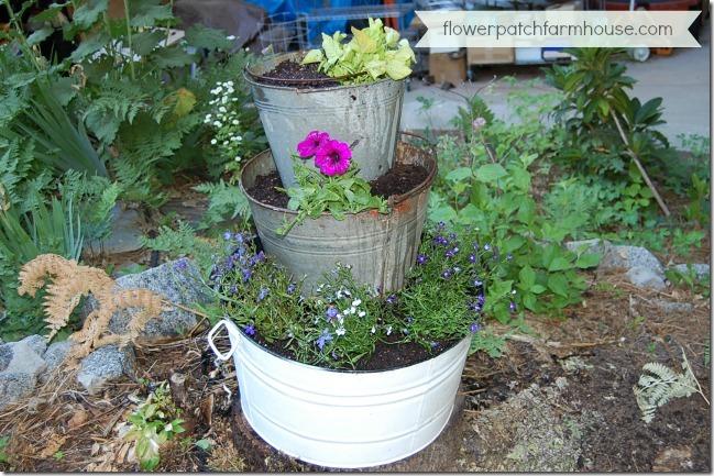 flower buckets 5