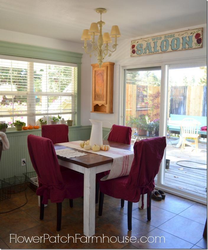 dining area 17