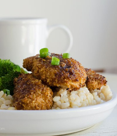 Honey Garlic Chicken, FlowerPatchFarmhouse.com
