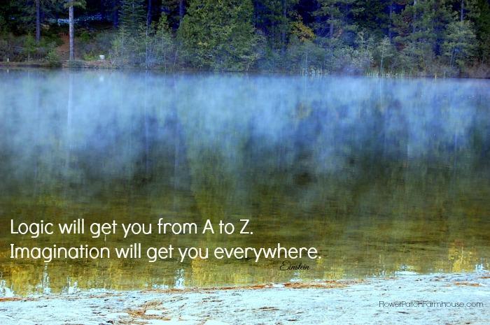 Inspiration Monday at White Pines Lake, FlowerPatchFarmhouse.com