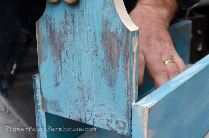 Build a Rustic Tool Box DIY, FlowerPatchFarmhouse.com