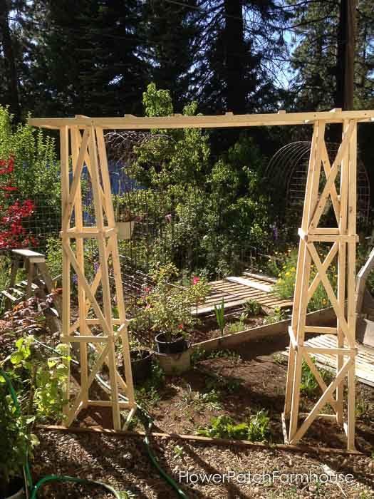 Obelisk Garden Arbor, FlowerPatchFarmhouse.com (31 of 33)