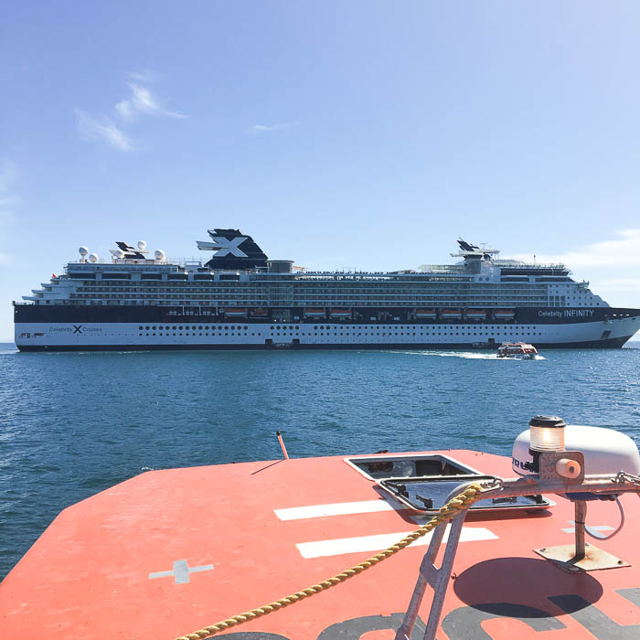 Cruising and facing your fears