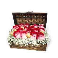 תיבת פרחים
