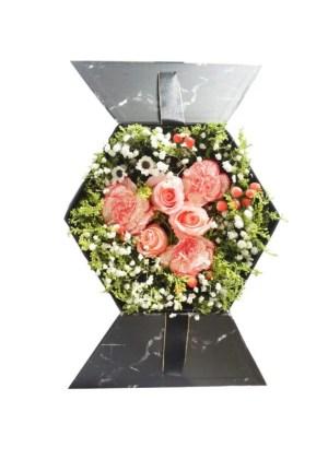 floral jewel box