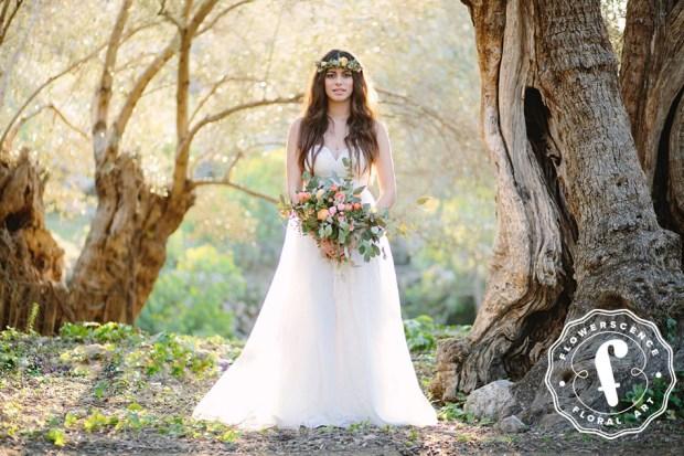 olive-flowerscence