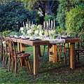 Twilight Wedding Tablescape