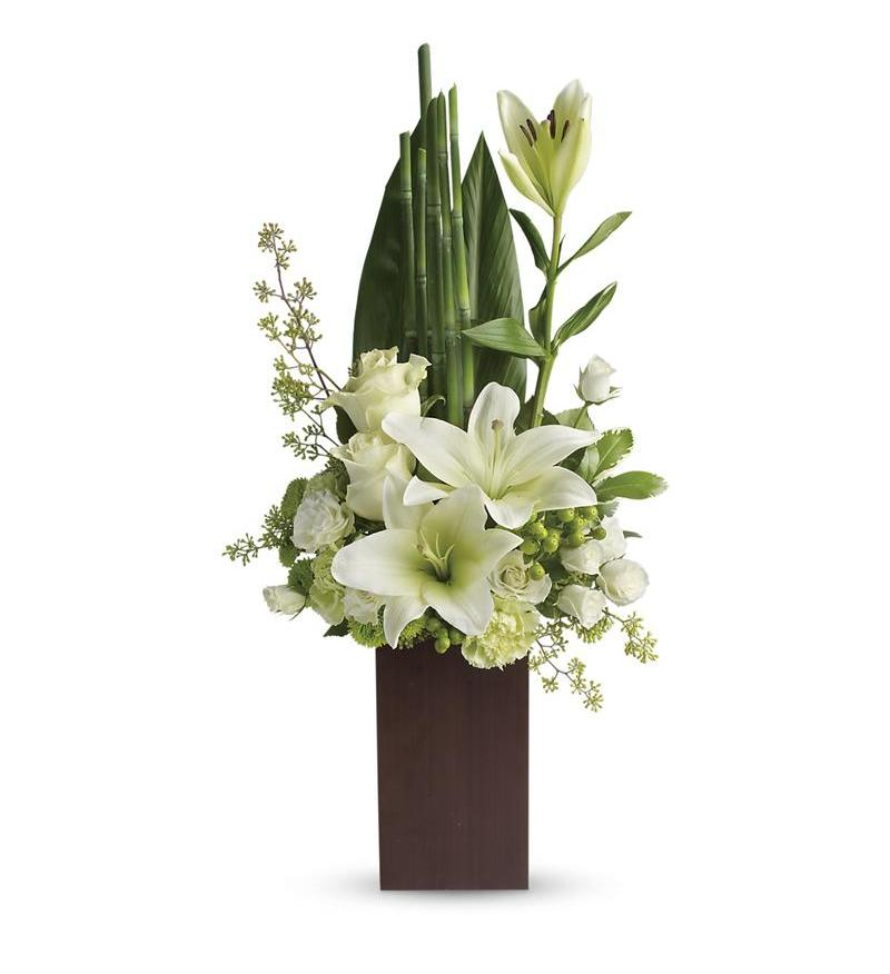 Telefloras Peace And Harmony Bouquet TEV21 2A 6926