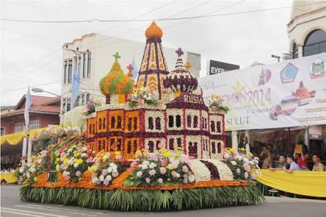 Festival Bunga Tomohon