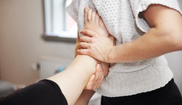 osteopatisk praksis