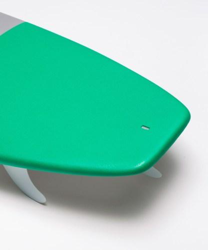 Flowt Marshmallow 50 Green Top Tail Details