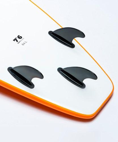 Flowt Standard 76 Bottom Tail Details