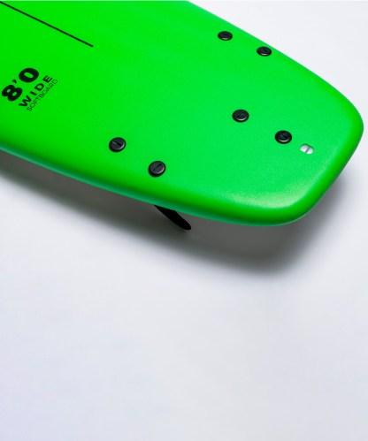 Flowt Standard 80 WIDE Top Tail Details