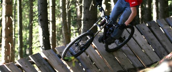Bikepark Oberammergau - Downunder Germany