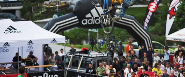 Adidas Slopestyle - Niels Windfeldt rocks Europe