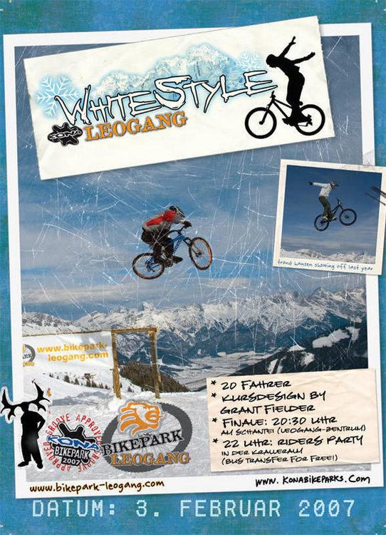 kona white style 2007 flyer