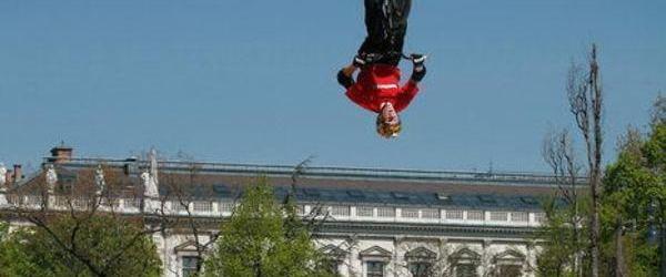 Vienna Air King - Benny Korthaus trumpft beim Vienna Air King auf