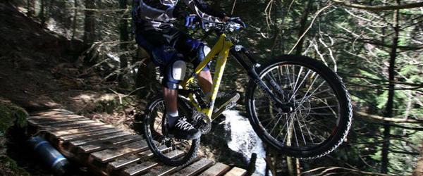 Bikepark Filzbach - Eröffnung