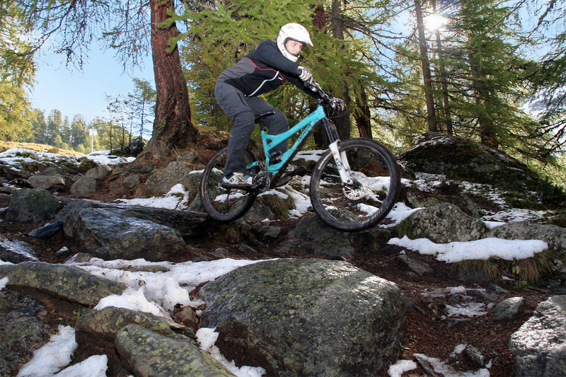 zermatt riffelalp bike mtb