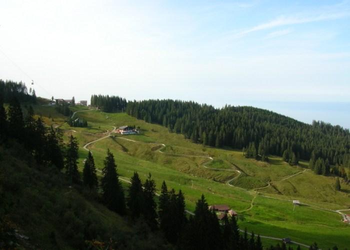 Berggasthaus Fräkmüntalp