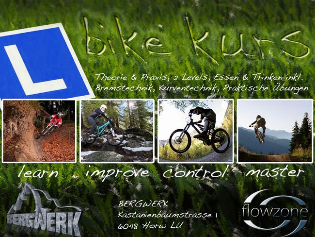 Bike Kurs Flyer