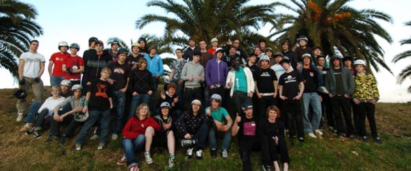 MRM - Homegrown Tour 2009: Vive la France