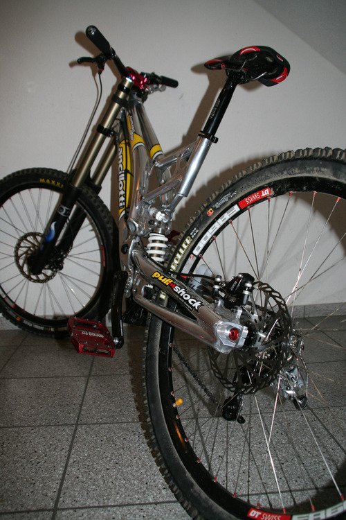 ancillotti tomaso downhill