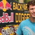 Guido Tschugg Backyard Digger Red Bull