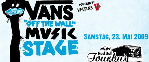IXS - VANS Music Stage