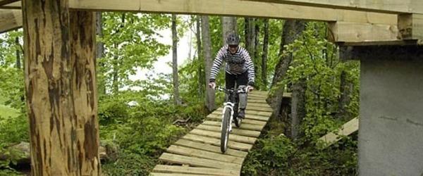 Bikepark Emmetten - Bike Arena Emmetten