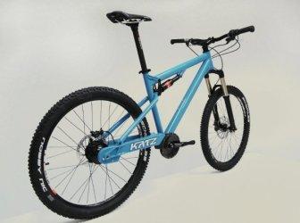 Katz Bike Alp Blue Blau