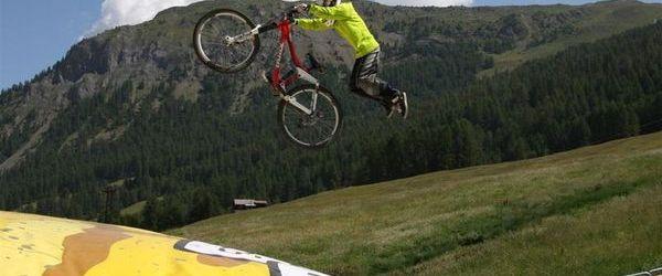 Bikepark Livigno - Fun Mountain - Mottolino, Livigno