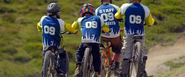 Bikepark Livigno - Freeride Kids