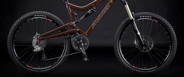 santa cruz bikes: Dieses Bike schreit förmlich nach langen Touren mit härteren Abfahrten. Das Butcher.