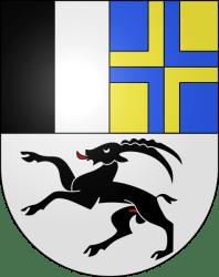 Das Wappen des Kanton Graubünden