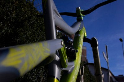 Specialized SX Trail 2 2011 green