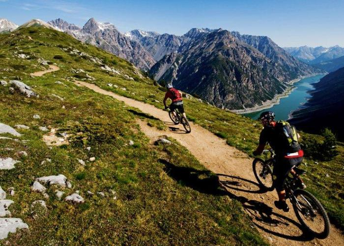 BikePark Livigno_Panorama_Trail