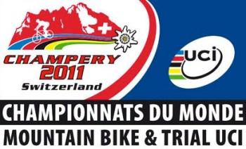 uci mtb world championships weltmeisterschaften champery 2011