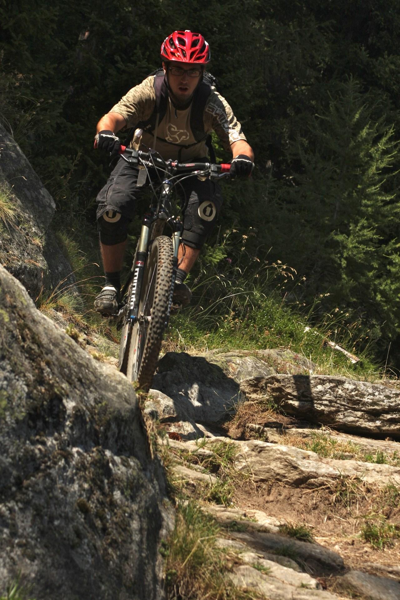 schoner bike schutz knie schienbein bein protektor 661 sixsixone